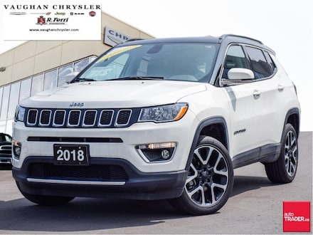 2019 Jeep Compass 1 Owner * Limited 4x4 * Only 5076 kms !! SUV