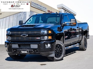 2018 Chevrolet Silverado 2500HD 1 Owner * Z71 Duramax Diesel *4WD Crew Cab Truck