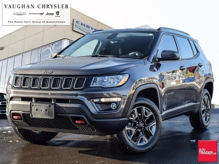 2017 Jeep Compass 1 Owner *Trailhawk 4x4 * Clean Carfax * SUV