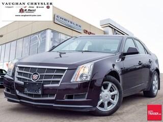 2008 CADILLAC CTS 3.6L w/1SA Sedan