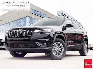 2019 Jeep Cherokee 4x4 North SUV
