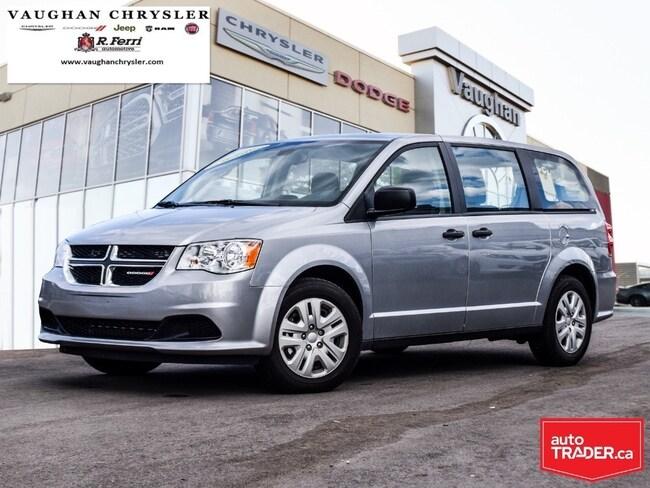 2019 Dodge Grand Caravan Canada Value Package Minivan/Van