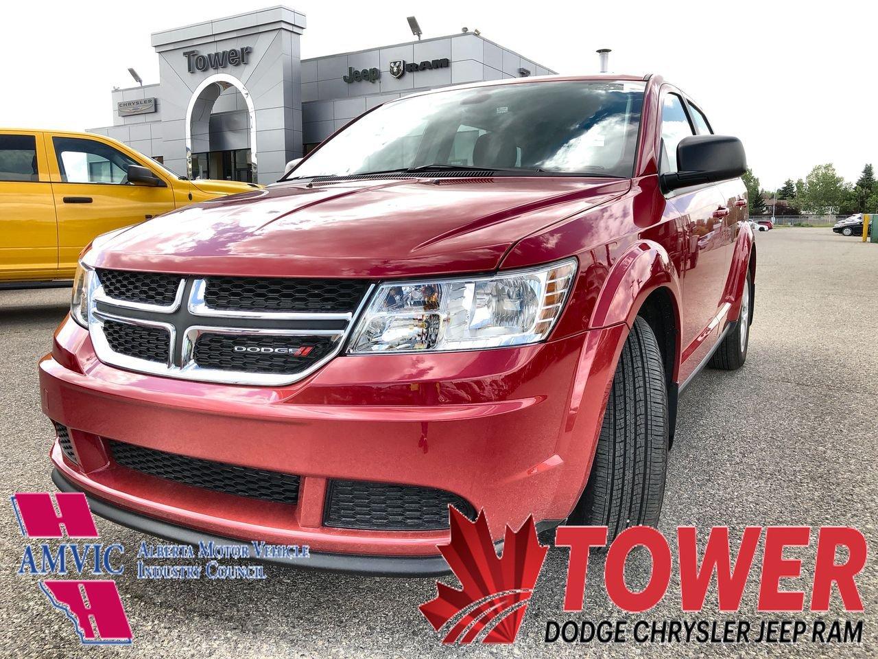 2018 Dodge Journey Canada Value Pkg - DUAL CLIMATE CONTROL SUV
