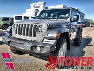 2019 Jeep Wrangler Sport Sport 4x4