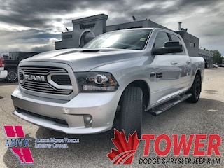 2018 Ram 1500 Sport Sport 4x4 Crew Cab 57 Box *Ltd Avail*