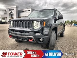 2019 Jeep Renegade Trailhawk Trailhawk 4x4