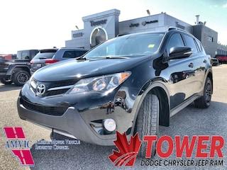 2014 Toyota RAV4 Limited - NAVIGATION & PREMIUM LEATHER SUV