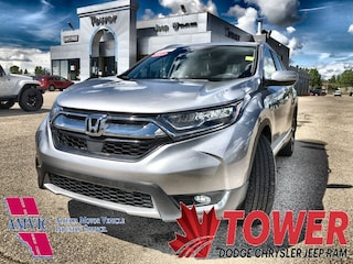 2017 Honda CR-V Touring - ADAPTIVE CRUISE CONTROL SUV
