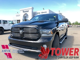 2016 Ram 1500 Sport - HEATED SEATS & NAVIGATION Truck Crew Cab