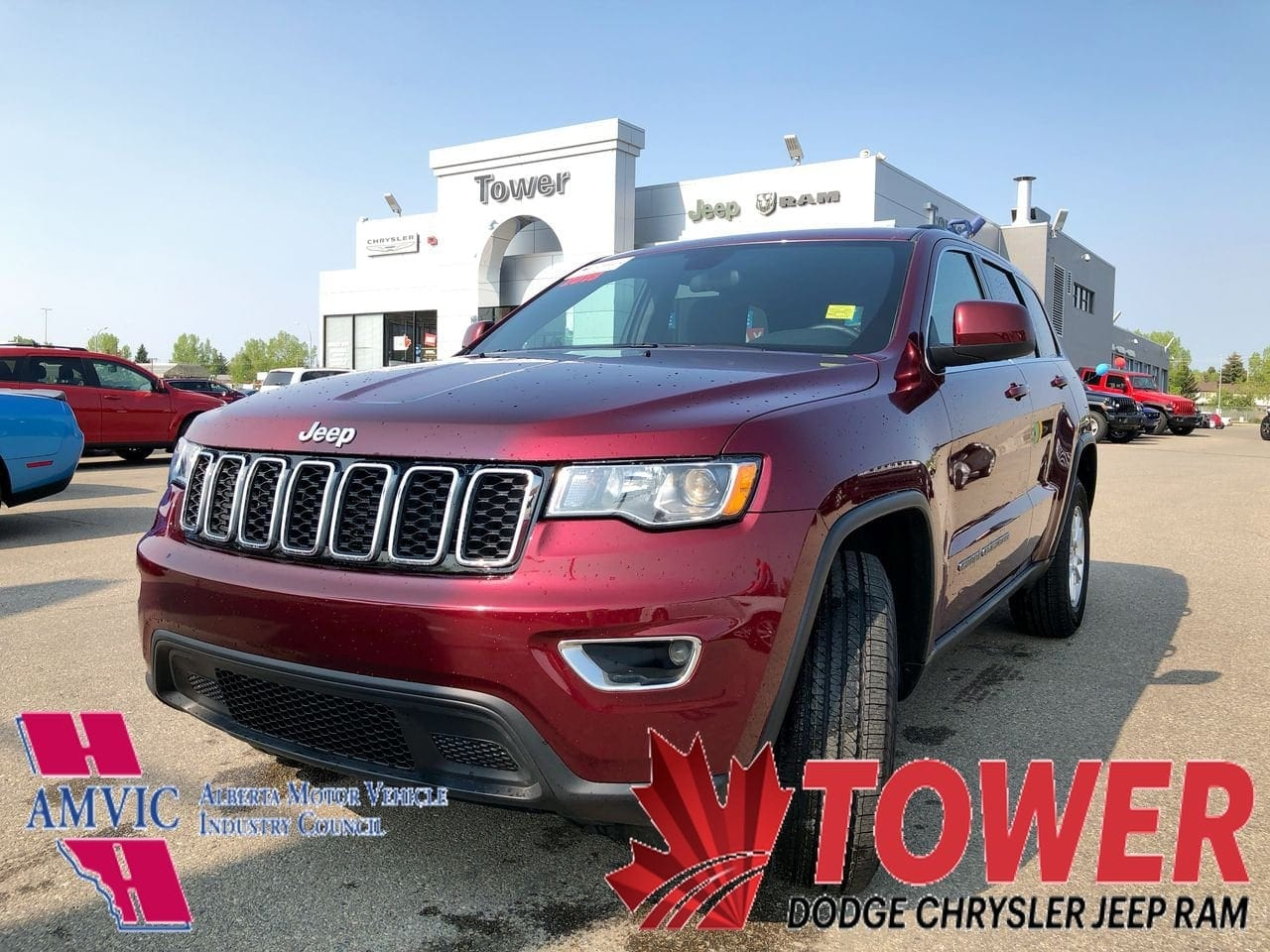 2018 Jeep Grand Cherokee Laredo -  PARKING SENSORS SUV