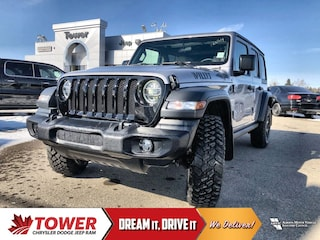 2020 Jeep Wrangler Unlimited Willys Willys 4x4