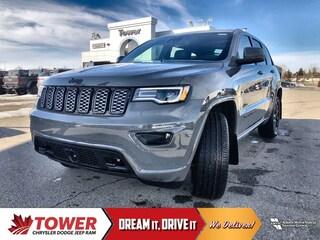 2020 Jeep Grand Cherokee Altitude Altitude 4x4