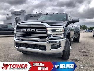 2019 Ram 3500 Laramie Laramie 4x4 Crew Cab 8 Box