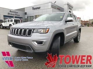 2018 Jeep Grand Cherokee Limited - FULLY LOADED SUV