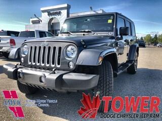 2018 Jeep Wrangler JK Unlimited Sahara Sahara 4x4
