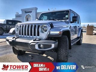 2019 Jeep Wrangler Unlimited Sahara Sahara 4x4