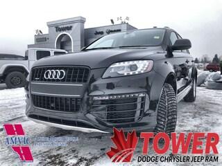 2015 Audi Q7 3.0T Progressiv quattro  3.0T Progressiv