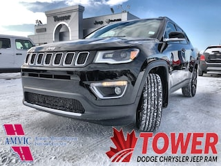 2020 Jeep Compass Limited Limited 4x4