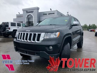 2012 Jeep Grand Cherokee Overland - FULLY LOADED SUV