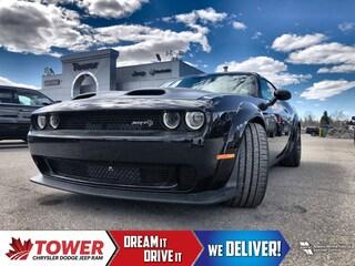 2019 Dodge Challenger SRT Hellcat Widebody SRT Hellcat Widebody RWD