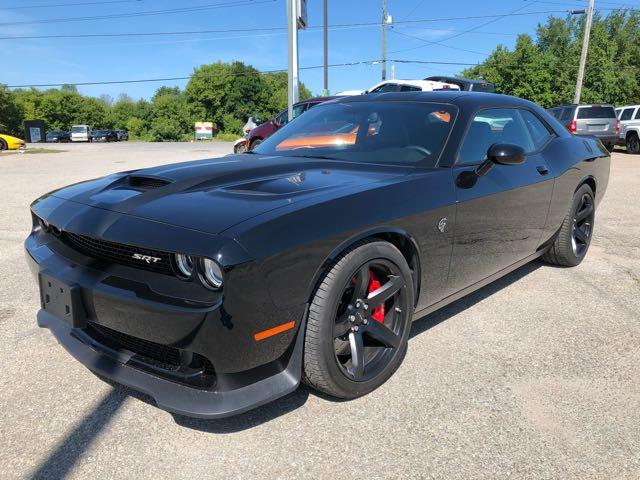 Used 2017 Dodge Challenger Srt Hellcat For Sale Smiths Falls On