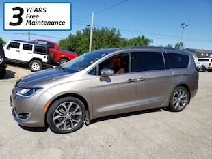 2018 Chrysler Pacifica Limited Minivan