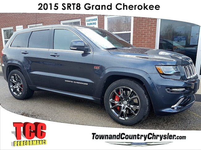 2015 Jeep Grand Cherokee SRT ** LOW LOW K** SUV
