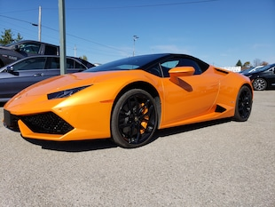 2018 Lamborghini Huracan Spyder**MINT.. Highway K Only** Coupe