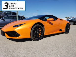 2017 Lamborghini Huracan Spyder**MINT.. Highway K Only** Coupe