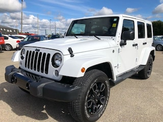 2018 Jeep Wrangler JK Unlimited Sahara SUV