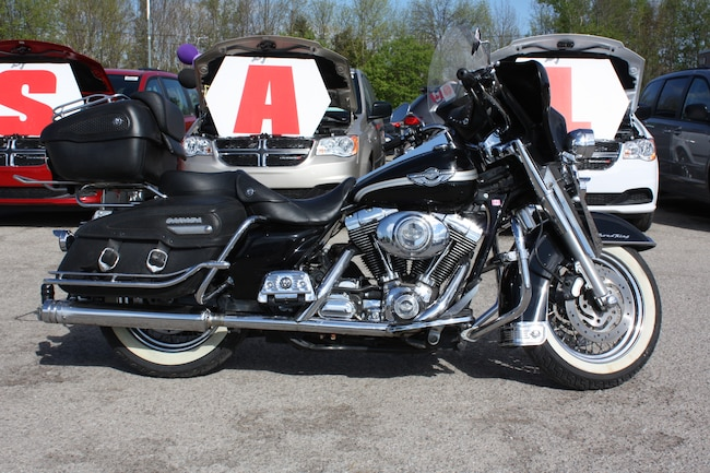 Used 2003 Harley Davidson Road King Mint 100th Anniversary Edition
