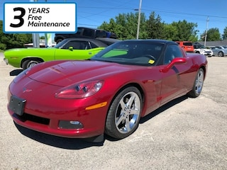 2010 Chevrolet Corvette Mint Coupe