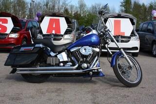 1995 Harley Davidson Softail motorcycle