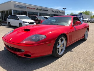1998 Ferrari 550 Mint! & LOW K!!! Coupe