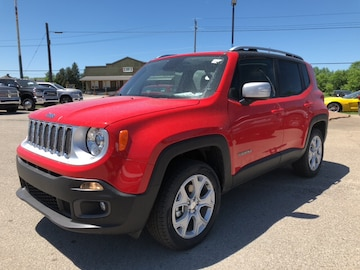 2018 Jeep Renegade SUV