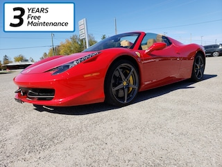 2015 Ferrari 458 Spyder **Clean Low K, Highway K Only** Coupe