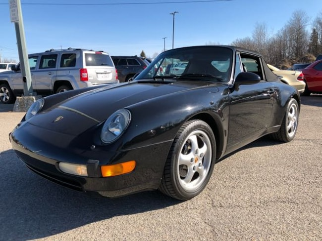 1996 Porsche 911 Carrera (993 air cooled) Convertible