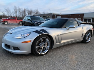 2010 Chevrolet Corvette Grand Sport ** RECENT TRADE, Low K ** Convertible