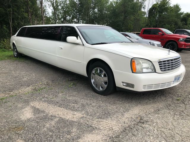 used 2003 cadillac deville limo for sale smiths falls on Limousine Prijs.htm #10