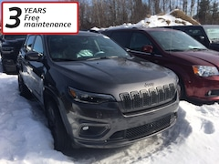 2020 Jeep Cherokee High Altitude SUV