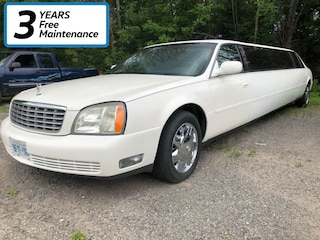 2003 Cadillac DEVILLE Limo Wagon