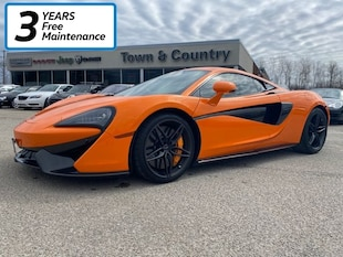 2016 McLaren 570S COUPE 2 DOOR
