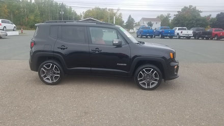 2019 Jeep Renegade 4x4 Limited 4x4