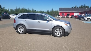 2013 Ford Edge SEL Ecoboost FWD