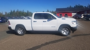 2021 Ram 1500 Tradesman 4x4 Quad Cab 140.5 in. WB