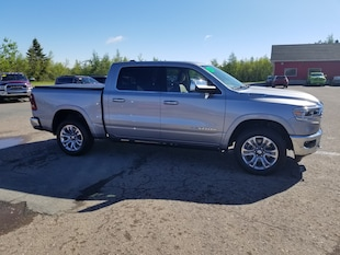 2019 Ram All-New 1500 Laramie Longhorn Camion cabine Crew