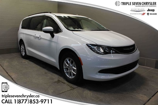 Used 2017 Chrysler Pacifica LX Van Passenger Van in Regina