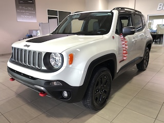 2018 Jeep Renegade Trailhawk SUV