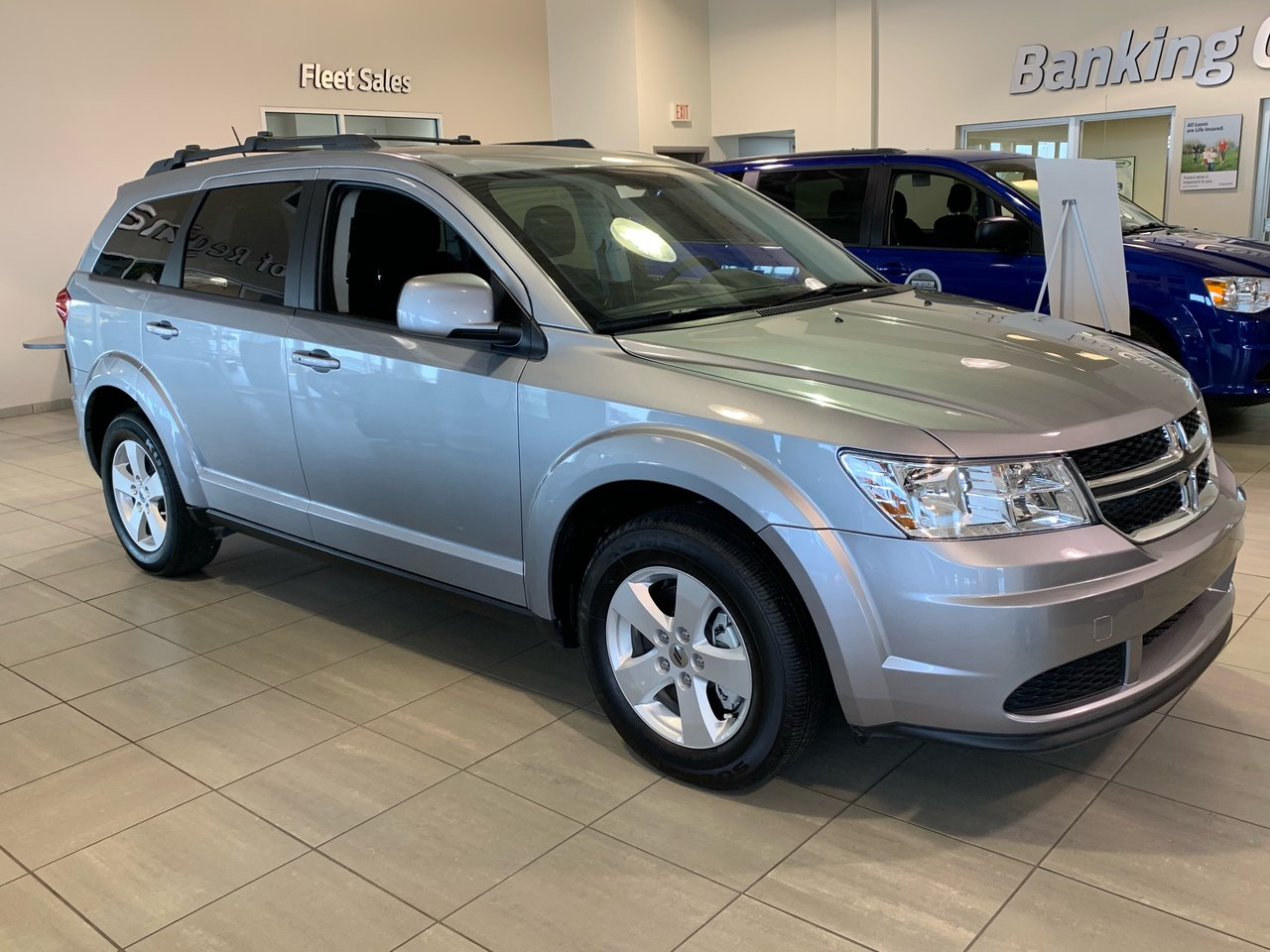 2018 Dodge Journey CVP/SE SUV