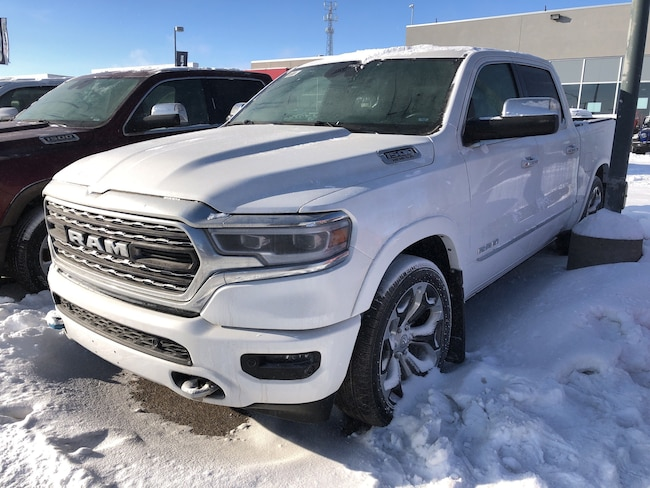 Used 2019 Ram All-New 1500 Limited Truck Crew Cab in Regina